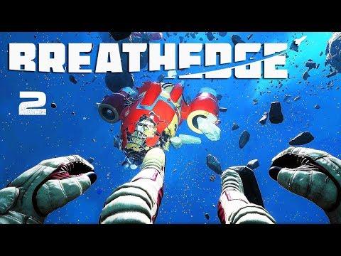 Subnautica + Vesmír = Breathedge - díl 2 - Podivný Nález