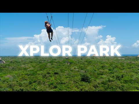 XPLOR PARK: The Riviera Maya's most popular adventure park | Cancun.com