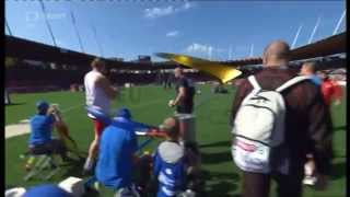 European Championship 2014 - Men's shot put - qualification + final - part 1
