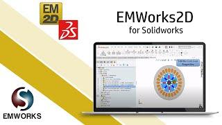 Part 5 - Spoke Motor On-Load analysis using EMWorks2D for SOLIDWORKS