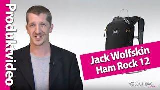 Jack Wolfskin Rucksack Ham Rock 12 - Produktvideo