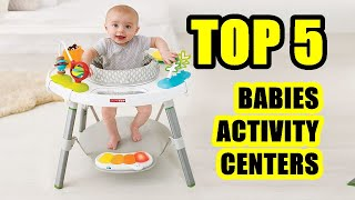 TOP 5: Best Activity Center for Baby 2020 on Amazon | Perfect Toy for Babies