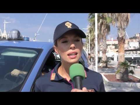 MICROFONO APERTO : LA POLIZIA DI FRONTIERA AD IMPERIA