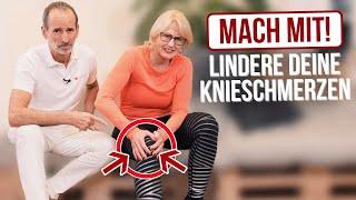 Dein Knie Wird Diese Übungen Lieben! 😍 | Knieschmerzen
