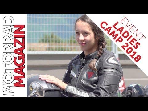 Ladies Camp 2018 - Der Motorradtag exklusiv für Frauen