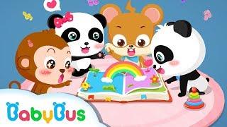 Hãy cùng nhau chia sẻ | Gấu trúc Kiki và những người bạn | Hoạt hình thiếu nhi vui nhộn | BabyBus