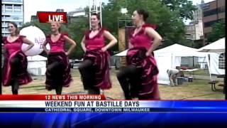 Bastille Days returns to Milwaukee this weekend