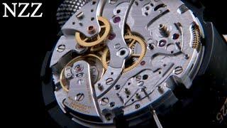 Uhren-Spektakel: Zwischen Tradition und Innovation - Dokumentation von NZZ Format (2010)