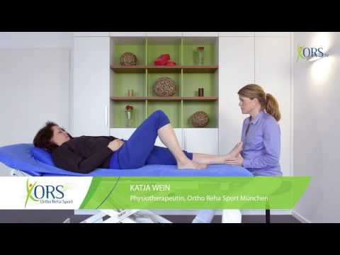 Vergessen zervikale Osteochondrose
