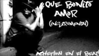 Manhy - Que Bonito Amor (Instrumental) (Acheflow En El Beat) [Link De Descarga]