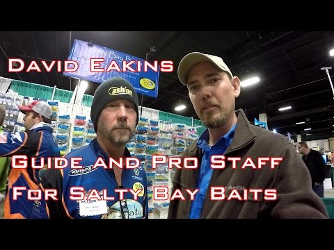 Red Drum Fishing Tips with Pro Staff and Capt. David Eakins