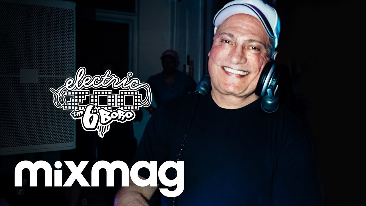 Danny Tenaglia - Live @ Electric Zoo Warmup x Bogart House NY 2017