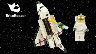 LEGO CITY 3367 Space Shuttle - Speed Build For Collecrors - Space Collection (3/19)