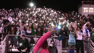 Colonia Forge HS The Green Wall - Journey Don't Stop Believing