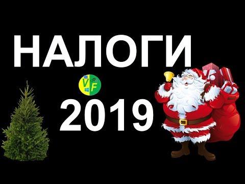 Новый год – новые налоги, или что подорожает в новом 2019 году