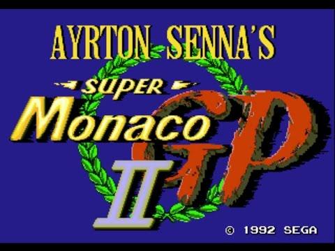 Genesis Longplay - Ayrton Senna's Super Monaco GP II