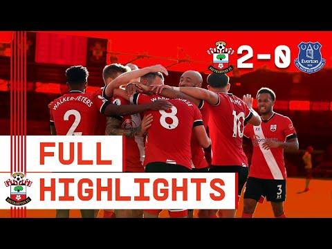 FC Southampton 2-0 FC Everton Liverpool