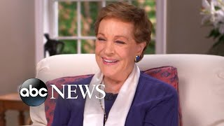 Julie Andrews talks about her start with 'Mary Poppins,' 'Sound of Music' | Nightline