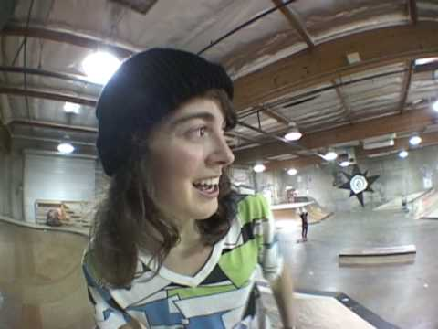 Volcom Session with the Skirtboarders