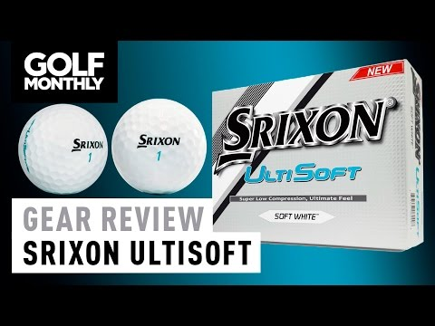 Srixon Ultisoft Golf Ball Review