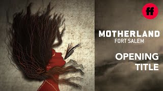 Opening Title | Motherland: Fort Salem | Coming to Freeform