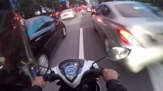 Annoying Flashing Brake Light - Yamaha Lagenda 115ZR