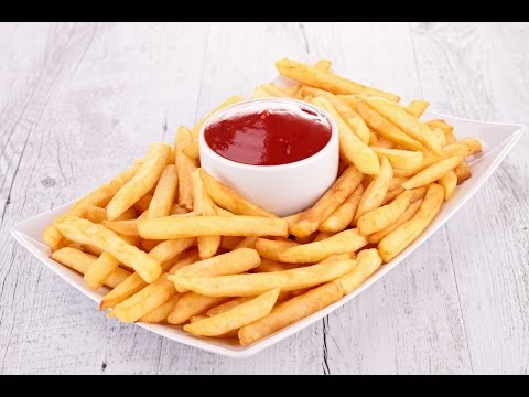 How To Make French Fries