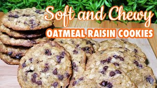 oatmeal raisin cookies without white sugar