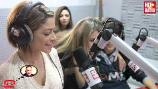 MESSAGE DE REDONE A SOUKAINA BOUKRIES DANS LE MORNING DE MOMO - 20/01/14