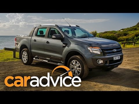 Ford Ranger Wildtrak Review 2015