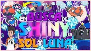 EL AMULETO IRIS FUNCIONA! EN BUSCA DEL SHINY EN DIRECTO #6 - Pokémon Sol Y Luna