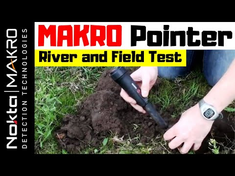 Makro Pointer - Land and Water