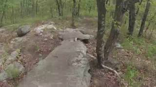 A preview of the features on this trail.