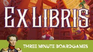 Ex Libris In About 3 Minutes