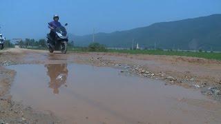 Tin Tức 24h Mới Nhất | Quảng Bình: Dân khổ vì con đường xuống cấp