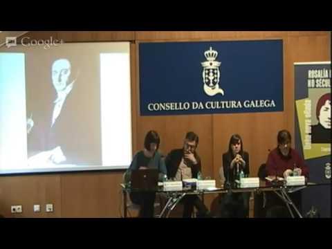 As imaxes en Rosalía, as imaxes de Rosalía
