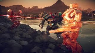 Samurai Takedown