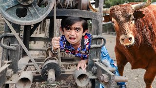 गर्लफ्रेंड को पढ़ा डाला   GIRLFRIEND KO PADHA DAALA   Khandesh Hindi Comedy   Chotu dada Comedy Video