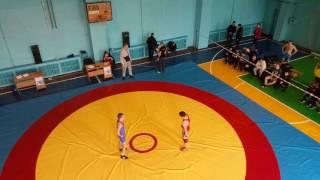 Борьба,Мелитополь,ТГАТУ 2016