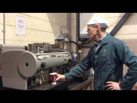 Coffee Blending and Roasting Masterclass by Pat Grant, Master Roaster, Greenbean Coffee Roasters