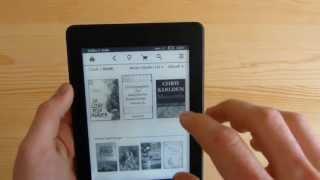 Kindle Paperwhite im Test (Ebook-Reader von Amazon)