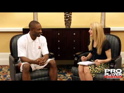 Exclusive Interview with NFLPA's Domonique Foxworth