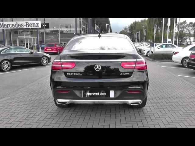 Mercedes-Benz GLE Coupe GLE 350 d 4MATIC AMG Line U24013