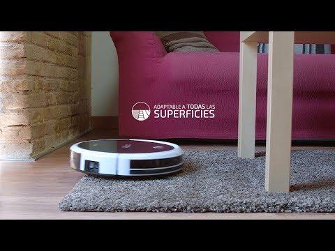 Robot aspirador Conga Excellence Dry