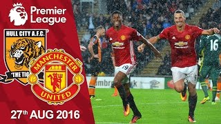 Hull City 01 Manchester United  Goal Rashford  REVIEW