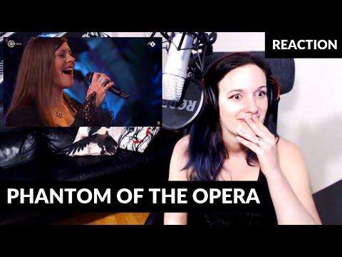 Vocal Coach Reacts to Floor & Henk's Phantom of the Opera at Beste Zangers 2019