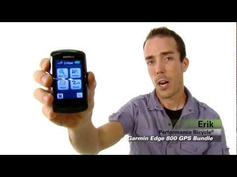 Garmin Edge 800 GPS Bundle Review