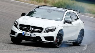 [Autocar] Mercedes-Benz GLA45 AMG tested - is this 355bhp crossover worth £44k?