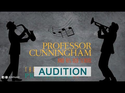 The Swinging Professor - Professor Cunningham And His Old School (Hörprobe)