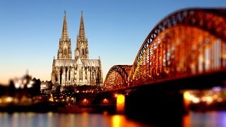 preview picture of video 'COLOGNE The Vibrant City Ein Zeitraffer Film über Köln - Timelapse Cologne'